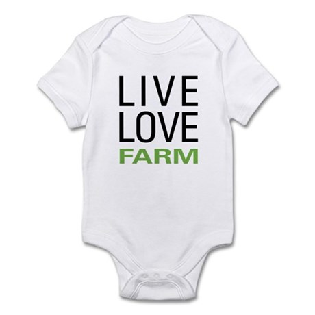 Live Love Farm Infant Bodysuit
