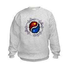Fire, Ice and Arcane Sweatshirt