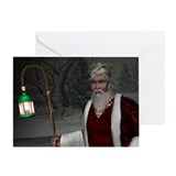 Saint Nicholas Greeting Card