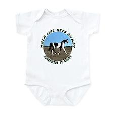 Pinto Fox Trotter Infant Bodysuit