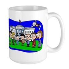 Lil Bill & Hill and Friends Mug