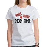 Winner, Winner, Chicken Dinner Tee