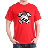 Punkin Pirate -bw T-Shirt