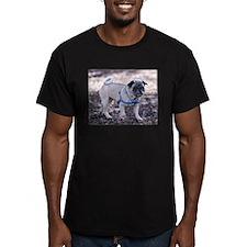 I Puke Scarlet & Gray T-Shirt