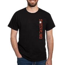 Switzerland Stamp T-Shirt