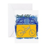 Trail Mix Greeting Card