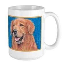 Golden Retriever - Heart of G Mug