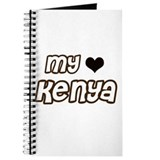 my heart Kenya Journal