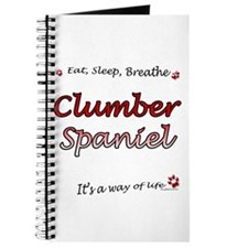 Clumber Breathe Journal