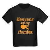 Kenyans are my HOmies T