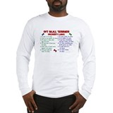 Pit Bull Terrier Property Laws 2 Long Sleeve T-Shi