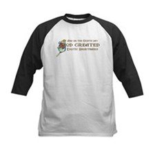 God Created Shorthairs Tee
