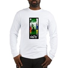 Unique Haitian Long Sleeve T-Shirt