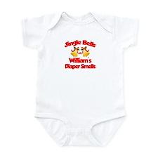 William - Jingle Bells Infant Bodysuit