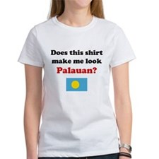 Make Me Look Palauan Tee