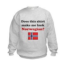 Make Me Look Norwegian Sweatshirt
