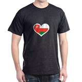 Omani Love Heart T-Shirt