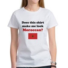 Make Me Look Moroccan Tee