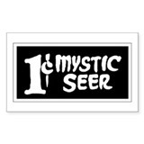 Mystic Seer - Rectangle Decal