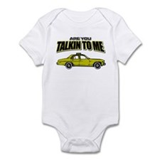 Movie Humor Taxi Driver Infant Bodysuit