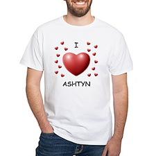 I Love Ashtyn - Shirt