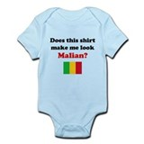 Make Me Look Malian Onesie