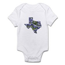 TX Bluebonnets Infant Bodysuit