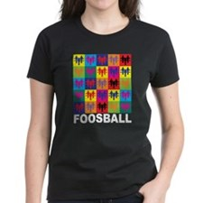 Pop Art Foosball Tee