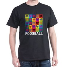Pop Art Foosball T-Shirt