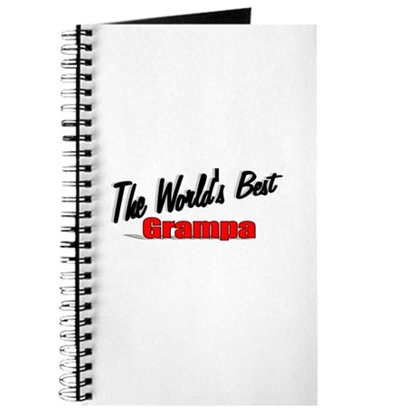 """The World's Best Grampa"" Journal"