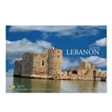 Sidon, Lebanon Postcards (Package of 8)