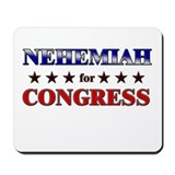NEHEMIAH for congress Mousepad