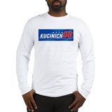 Kucinich 2008 Long Sleeve T-Shirt