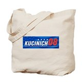 Kucinich 2008 Tote Bag
