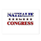 NATHALIE for congress Postcards (Package of 8)
