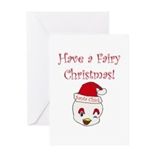Have a Fairy Christmas! Greeting Card