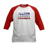 NASIR for congress Tee
