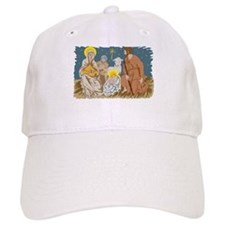 Christmas Nativity Baseball Cap