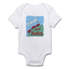 Train Kaka Infant Bodysuit
