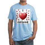 I Love Cheyanne - Shirt