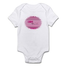 Pink Masi Infant Bodysuit