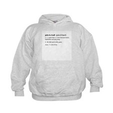 pickleball definition Hoodie