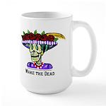 Wake the Dead Large Mug