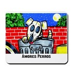 Amores Perros Mousepad