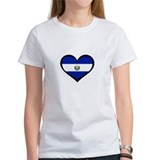 El Salvador Love Tee