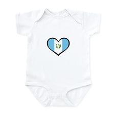 Guatemala Love Infant Bodysuit