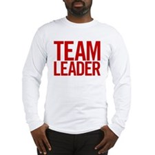 Team Leader Long Sleeve T-Shirt