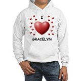 I Love Gracelyn - Hoodie Sweatshirt