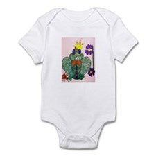 Frog King Infant Bodysuit