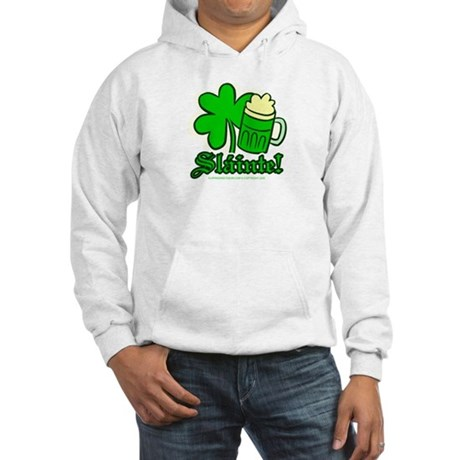 Sl�inte! Hooded Sweatshirt